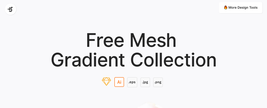 Free Mesh Gradient Collection